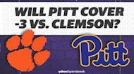Betting: Will Pitt cover -3 vs. Clemson?