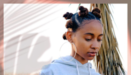 Why Bantu Knots Are the Style to Wear Year-Round