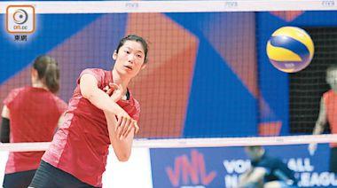 分組賽抽籤出爐 中國女排周日鬥土耳其 - 東方日報