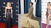 Heavy Metal: Saoirse Ronan, Tracee Ellis Ross, Jessie J, More Make Striking Statements In Metallics On The Red Carpet