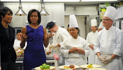 Former White House Chefs Share Secrets from the Kitchen: 'For the First Two Weeks I Was Scared to Death'