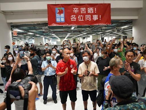 《蘋果日報》稱黎智英對停運決定表示充分理解 - RTHK