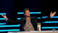 Luke Bryan's hilarious impromptu New Kids on the Block tribute