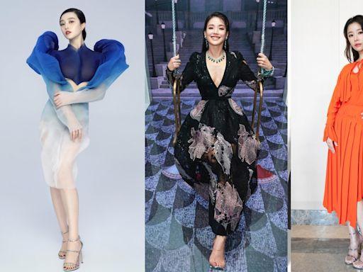舒淇、范冰冰都愛 GZD「女神御用」高跟鞋怎麼穿都性感