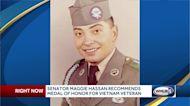 NH Senator recommends Medal of Honor to Vietnam veteran