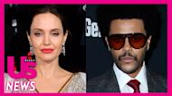 Something More? Angelina Jolie 'Lights Up' When She Talks About The Weeknd