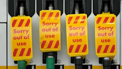 Brexit Panic-Buying Gas Freakout Has Europe Saying: We Told You So