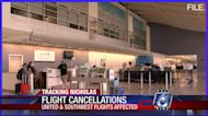 Flights canceled at CCIA