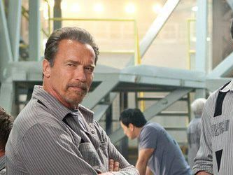 Sylvester Stallone gives Expendables 4 update in behind-the-scenes pic