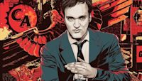 Celebrate Your Love Of Quentin Tarantino with Films, Books and Art Prints!