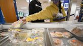 For kids, more calories, less stigma. Here's how a new school meals law works