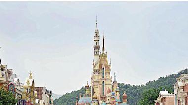 進退有據/迪士尼在華增長遇暗湧\王子森