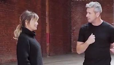 See Renée Zellweger with rumored boyfriend Ant Anstead in trailer for new show