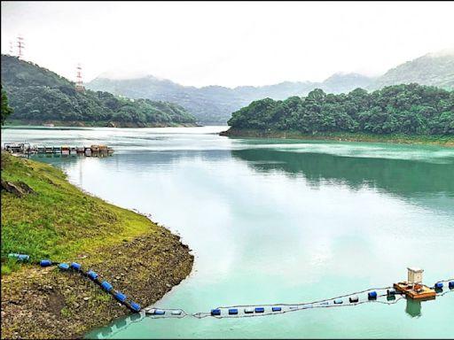 桃園二期稻供灌 優先用埤塘、河川水源