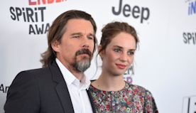 Ethan Hawke Directs One-Shot Music Video in Quarantine for Daughter Maya — Watch