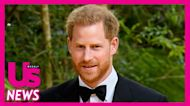 Prince Harry: I Was 'Afraid' to Return to UK After Prince Philip's Death