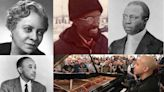 """MUSIC MONDAY: """"Black, Brown & Beige"""" – Celebrating Black Classical Composers, Musicians and Performers (LISTEN)"""