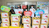 台中葳格力挺醫護 「感謝有您」分贈5醫院防疫物資 | 地方 | NOWnews今日新聞