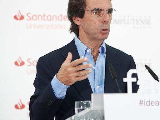 """Estados Unidos.- Aznar ve en el acuerdo AUKUS entre EEUU, Australia y Reino Unido un triunfo de los """"partidarios duros"""" del Brexit"""