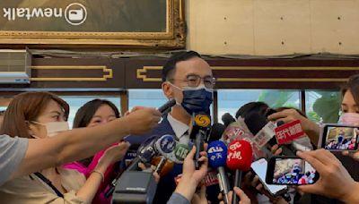 黃暐瀚批朱立倫「該說的不說」 酸國民黨:已經被變成中共的形狀了
