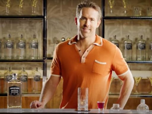 Ryan Reynolds Plugs His Aviation Gin With a Father's Day Cocktail Called…The Vasectomy (Video)