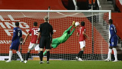 Player ratings: Manchester United v Chelsea