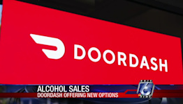Doordash will start home delivery of alcohol