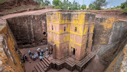 Lalibela: Ethiopia's Tigray rebels take Unesco world heritage town