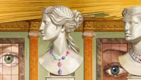 Bulgari's Barocko high jewellery collection pays tribute to the pomp and grandeur of the Eternal City