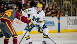 Michigan hockey enters 2021-22 season with a purpose after immediate ending last season