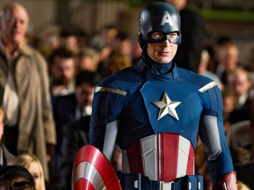 Chris Evans Just Responded to Rumors He's Returning to the MCU as Captain America