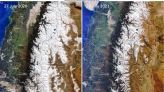 'Mega-Drought' in Andes From Climate Change Leaves Some Peaks Without Snow | World News | US News