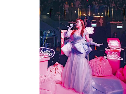 下月演唱會Part 2又有新花臣 Serrini特選歌迷 優先訂票要考試 | 蘋果日報
