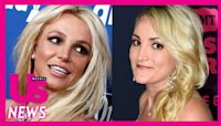 Why Fans Think Britney Spears Threw Shade at Sister Jamie Lynn's New Memoir