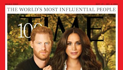 Time 100 revealed: Harry and Meghan, Britney Spears, Simone Biles, Dolly Parton make 2021 list