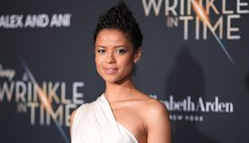 Gugu Mbatha-Raw on Misbehaviour, Marvel's Loki series, Black Mirror, and The Cloverfield Paradox