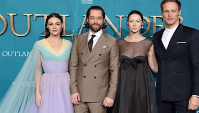 Why the Cast of 'Outlander' Skipped the 2021 Golden Globes