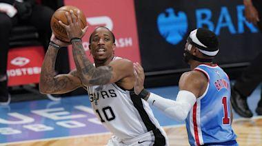 NBA》公牛終極大進補 簽下迪羅薩組成全新5虎將