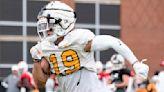 Tennessee freshman receiver Walker Merrill off to surprising start
