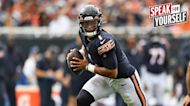 """Emmanuel Acho: Bears starting Justin Fields shows they're interested in """"exponential growth"""" I SPEAK FOR YOURSELF"""