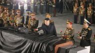 Watch: Kim Jong Un commemorates anniversary of the end of the Korean War