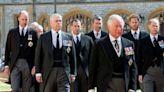 Senior royals reunite for Prince Philip documentary