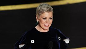 Oscars 2020: Olivia Colman delights audience with hilarious cameo