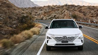 The 2019 Hyundai Nexo Is the New Shape of Water Exhaust