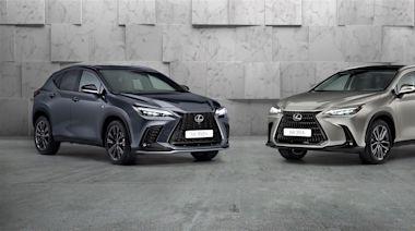 【軍Autos】LEXUS NX休旅大改款 科技行頭精進