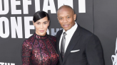 Dr. Dre SERVED Divorce Papers By Nicole Young Rep While Standing Next To His Grandmother's Casket At Her...