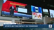 Tennessee rakes in with online sports gambling but calls for addiction treatment tripled
