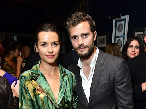 Jamie Dornan Talks Quarantining with His 3 Daughters: It's 'Been the Agony and the Ecstasy'