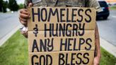 What about the guy with the homeless sign? Readers have ideas – Terry Pluto's Faith & You
