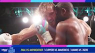 The Rush: Paul/Mayweather continues to stain boxing's reputation, the Clippers advance and the Hawks stun the Sixers